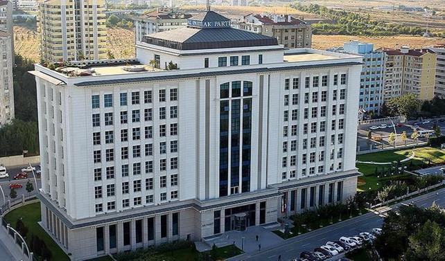 AK Parti'de kongreler için ilke kararları alındı