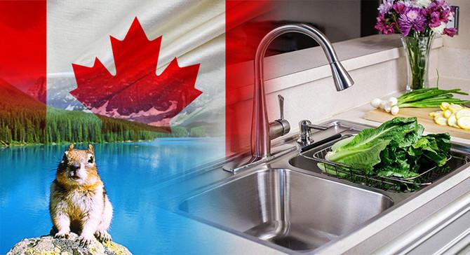 Kanadalı firma paslanmaz mutfak evyesi ürettirecek