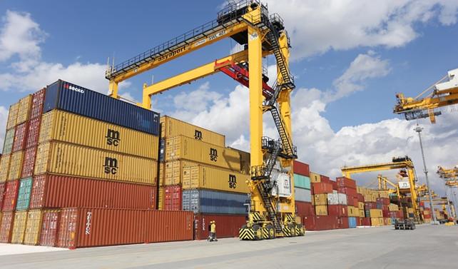 DAİB sorumluluğundaki 17 ilde ihracat yüzde 25 arttı