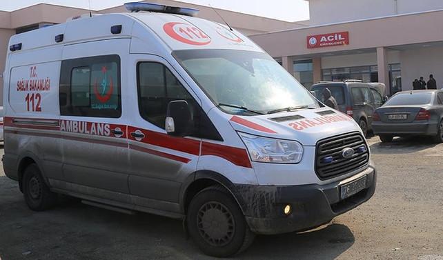 Hakkari'de patlama: 2 kişi öldü