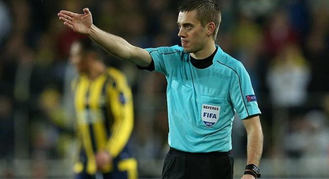 Medipol Başakşehir-Sevilla maçının hakemi belli oldu