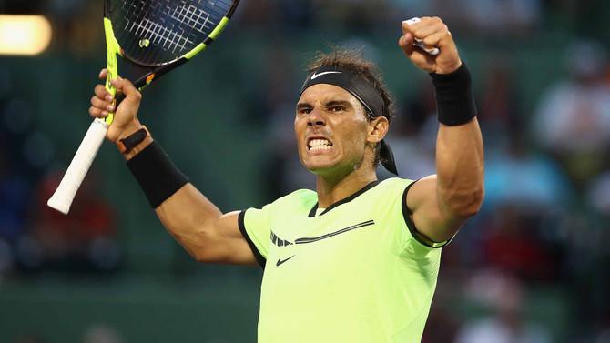 Nadal, 3 yıl sonra zirveye çıkacak