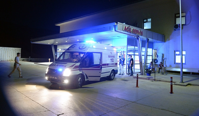 Ankara'da 18 kişi gazdan zehirlendi