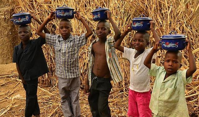 Demokratik Kongo'da açlık alarmı
