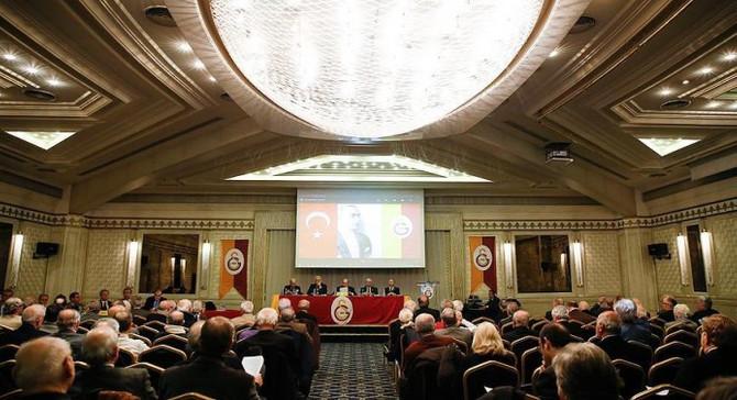 Galatasaray, olağanüstü toplanıyor