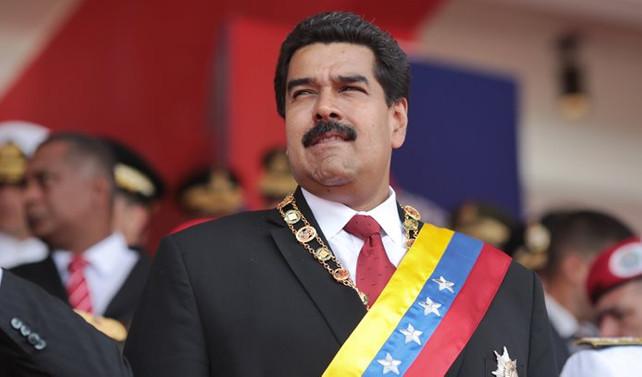 Venezuela'da ABD'ye karşı tatbikat