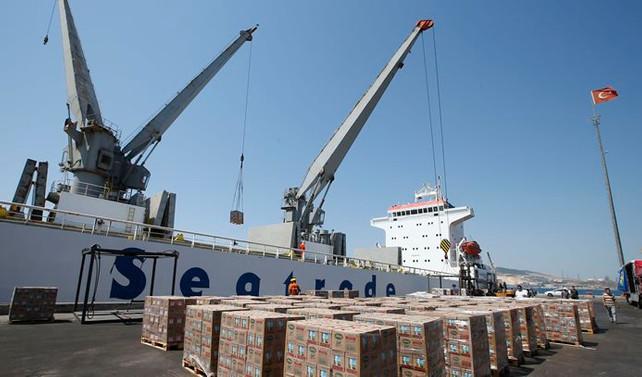 Katar'a ikinci gemi yola çıkacak