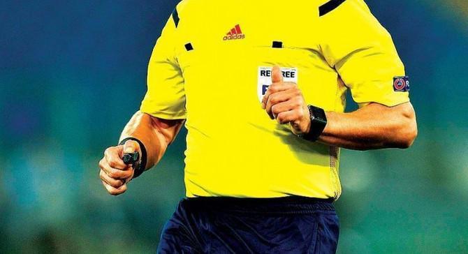 Vardar-Fenerbahçe maçına İtalyan hakem