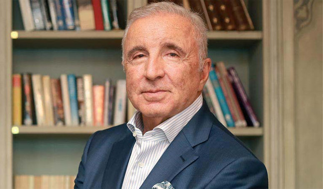 Galatasaray'ın eski başkanı İran'da petrol arayacak