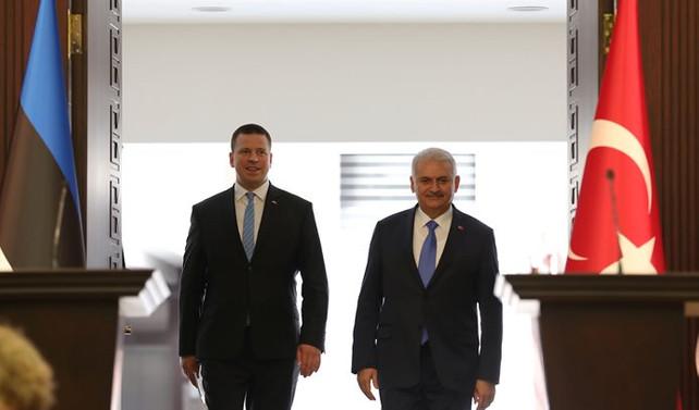 Estonya ile ekonomik ilişkilerimiz potansiyelin gerisinde