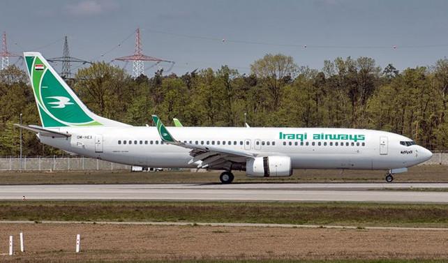 Irak 4 adet yolcu uçağı aldı
