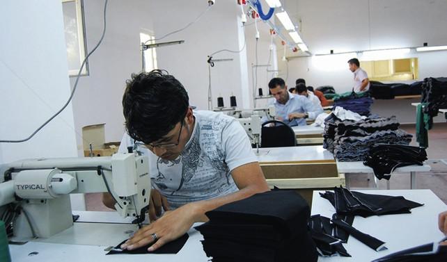 Yarım milyon Suriye'linin 5'te 1'i iş piyasasında