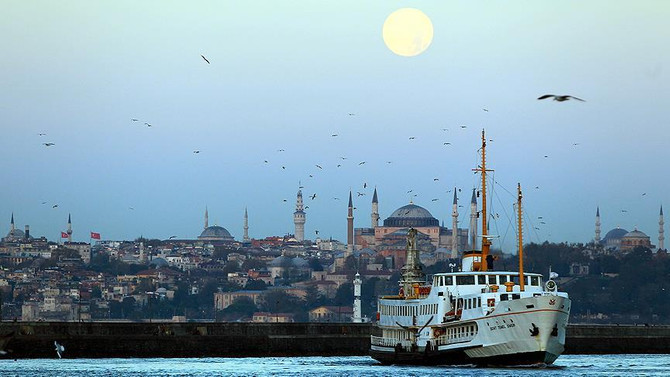 'Ekonominin kalbi İstanbul' depreme karşı güçlendirilmeli