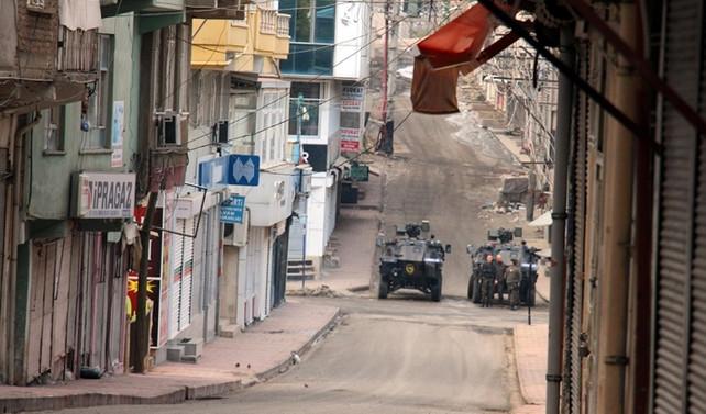 Hakkari'de sokağa çıkma yasağı