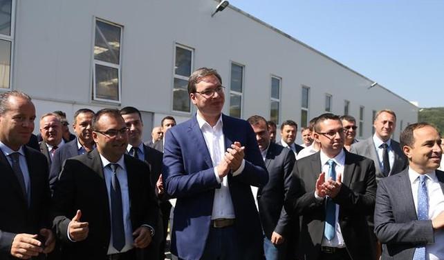 Sırbistan Cumhurbaşkanı Vucic'ten Türk yatırımcılara çağrı