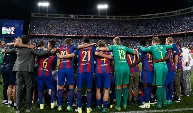 Barcelona'dan terör saldırısına tepki