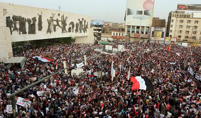 Irak'ta yaklaşık 3 milyon kişi 'iç göçmen'