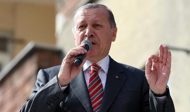 Erdoğan'dan Gabriel'e tepki