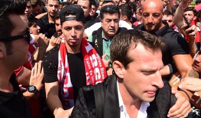 Fransız yıldız 2 yıllığına Antalyaspor'da