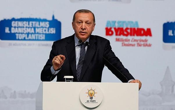 Erdoğan: Kimsenin racon kesmesine ihtiyacım yok