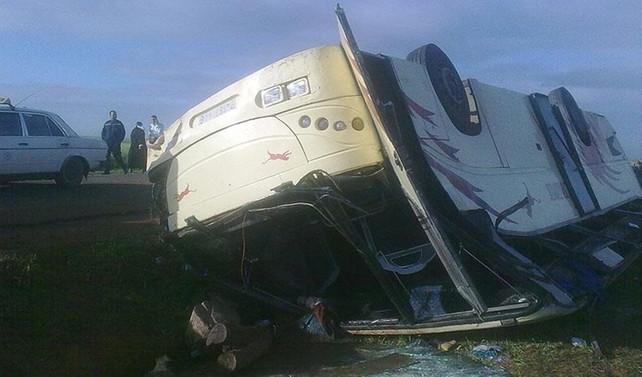Güney Afrika'da trafik kazası: 18 ölü