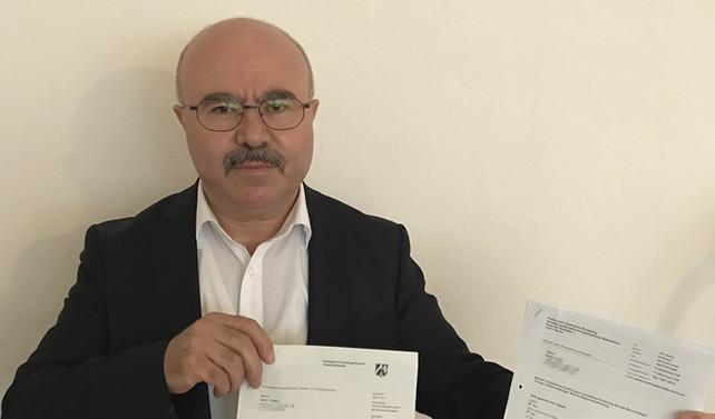 Türk kökenli siyasetçiye hapis cezası