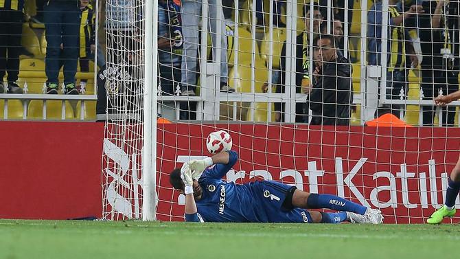 Son 13 maçta kale gole kapanmadı