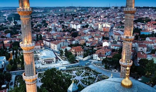 Edirne'de hedef, Çinli turistler