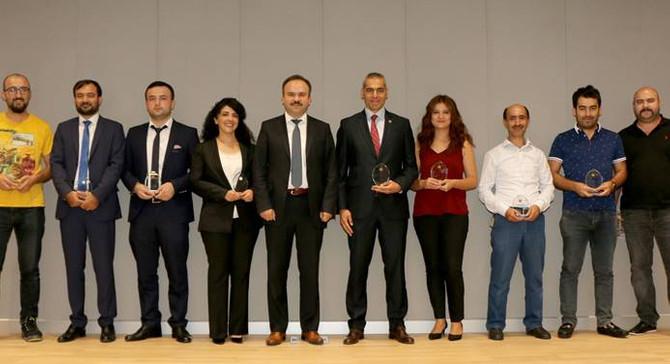 Bursagaz'ın Ar-Ge'sinden iki yeni proje