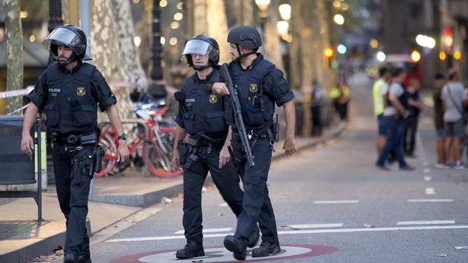 Barcelona saldırısının baş faili öldürüldü