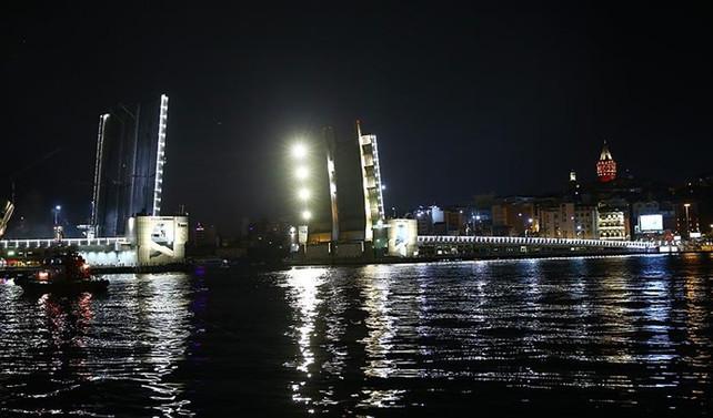 Atatürk ve Yeni Galata Köprüsü trafiğe kapatılacak