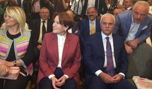 Koray Aydın, MHP'den ayrıldı