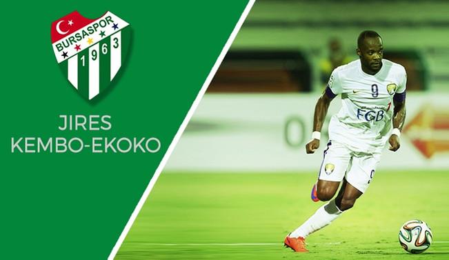 Ekoko imzayı attı, iki transfer daha yolda