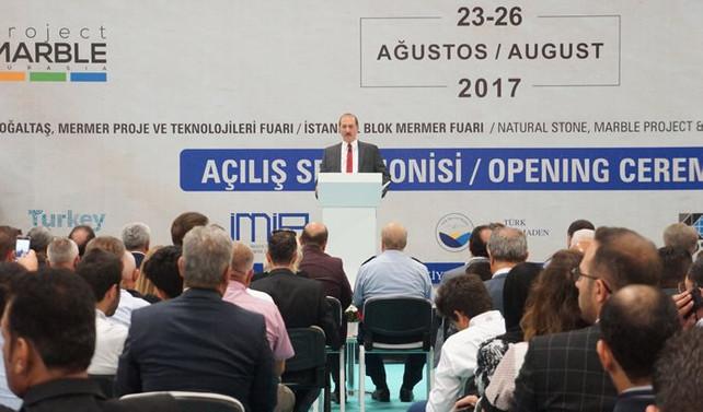 'Project Marble Eurasia' kapılarını açtı