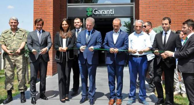 Garanti, Sivas'ta istihdamı 10 kat artırdı