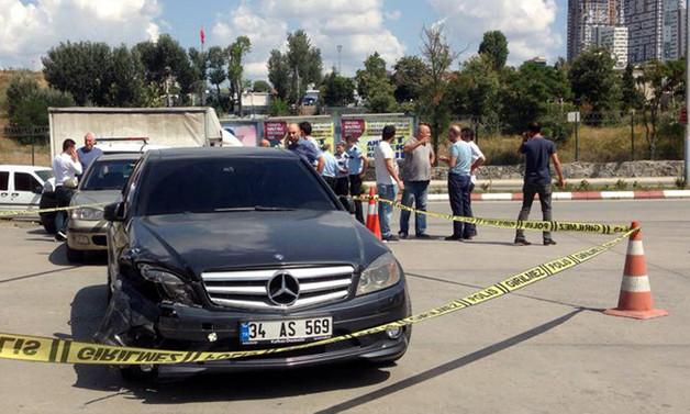 Anadolu Adliyesi'nde silahlı saldırı