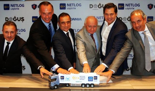 Netlog, filosuna 100 adet yeni araç kattı