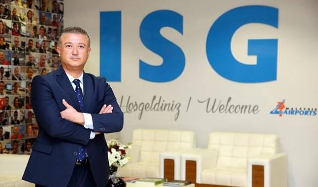 İSG'nin yeni CEO'su Ersel Göral oldu