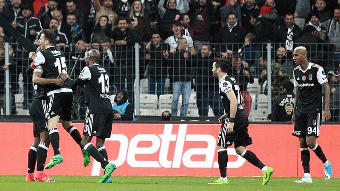 Beşiktaş evinde Bursaspor'u ağırlayacak