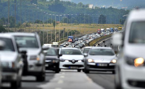 Bayramda yola çıkacak sürücülere 'kaza noktası' uyarısı