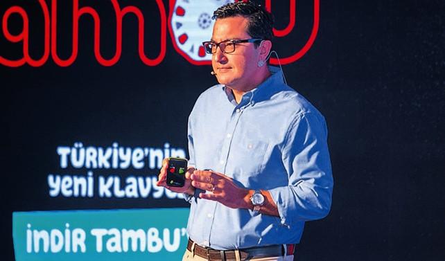Türk Telekom'dan milli dijital klavye