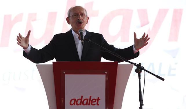 Kılıçdaroğlu: Faiz lobisine 142 milyar dolar ödendi