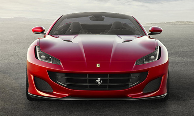 Ferrari 'Portofino'yu görücüye çıkarıyor