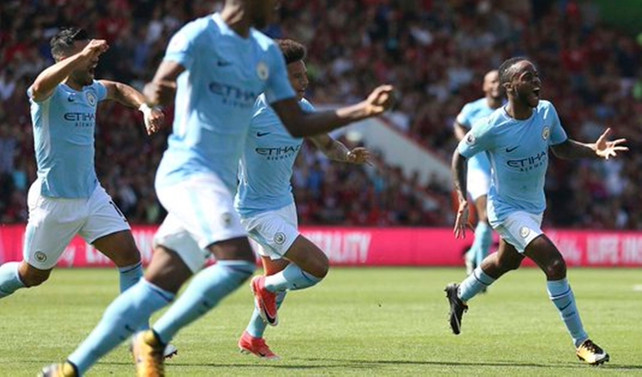 Manchester City son dakika golüyle güldü