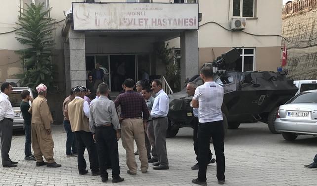 Hakkari'de terör saldırısı: 4 yaralı