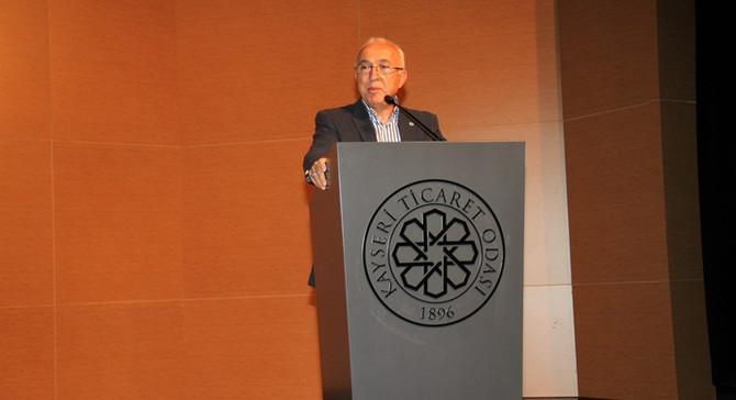 Kayseri'de 'Ticaret Akademisi' kuracağız
