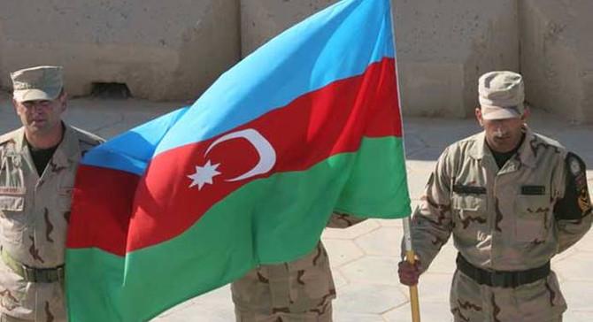Azerbaycan'da askeri birlikte yangın ve patlama