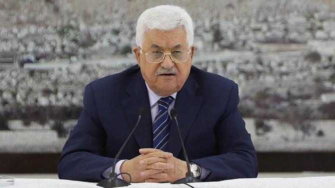 Filistin Devlet Başkanı Abbas Türkiye'ye geliyor