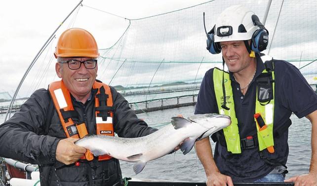 Norveçli balıkçıların hedefi; Türkiye pazarı