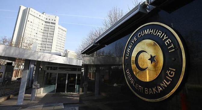 Türkiye'den DEAŞ saldırısına kınama